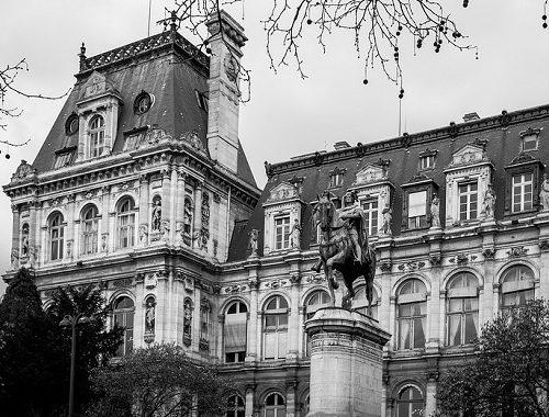 Hôtel de Ville skeeze/www.pixabay.com