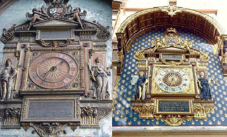 Zabytki Paryż Conciergerie