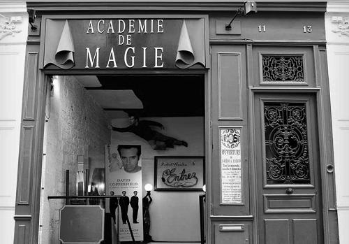 muzeum magii muzeum automatów