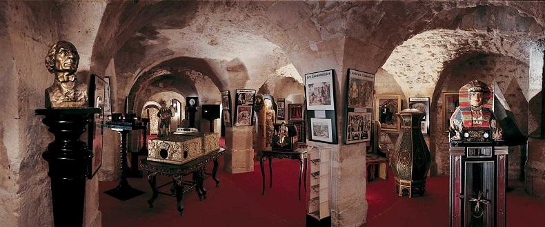 paryż Muzeum Magii iMuzeum Automatów