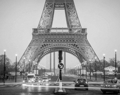 Paryż informacje