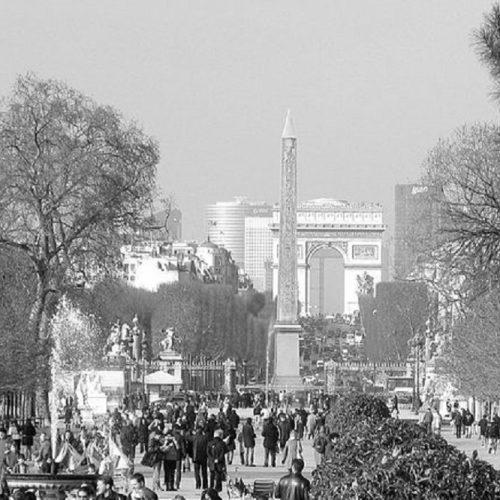 zabytki paryż