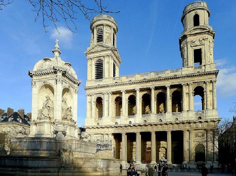 Luxembourg Paryż