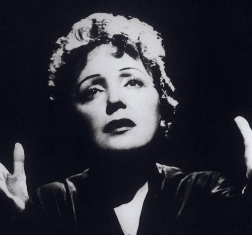 znane postacie Édith Piaf paryż.pl