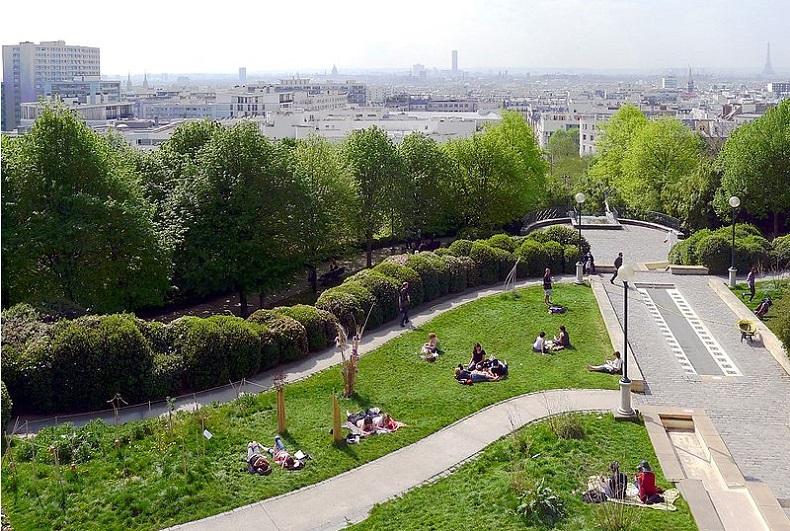 20. dzielnica dzielnice Paryża