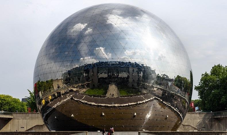 Cité des Sciences et de l'Industrie paryż