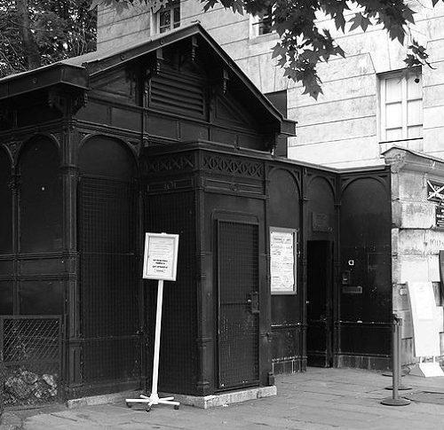 katakumby paryż