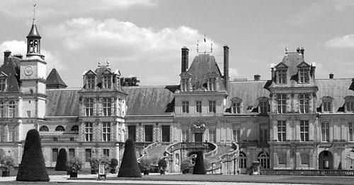 pałac Fontainebleau
