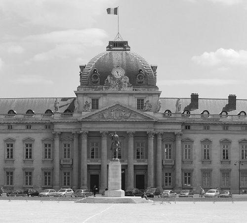 École Militaire szkoła wojskowa paryż