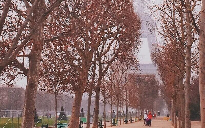 co robić jesienią w paryżu