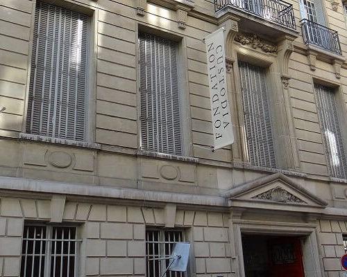 Fondation Custodia w Paryżu