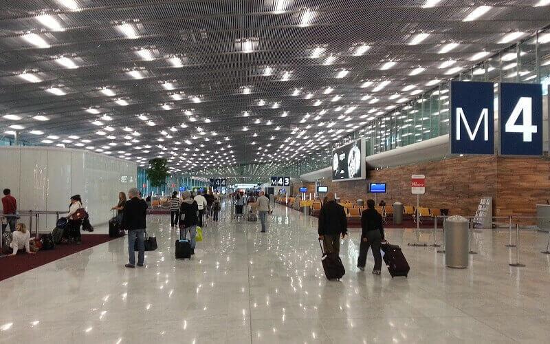 Lotnisko Roissy-Charles de Gaulle