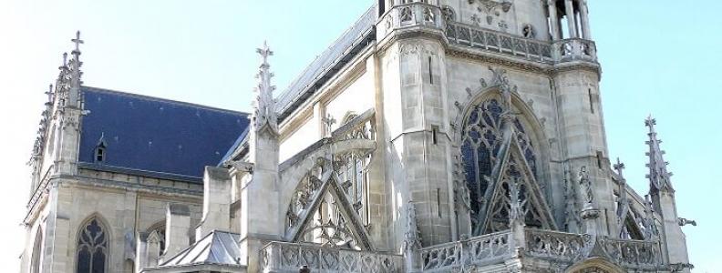 Église Saint-Bernard de la Chapelle w Paryżu