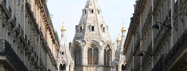Cerkwie w Paryżu: najciekawsze miejsca