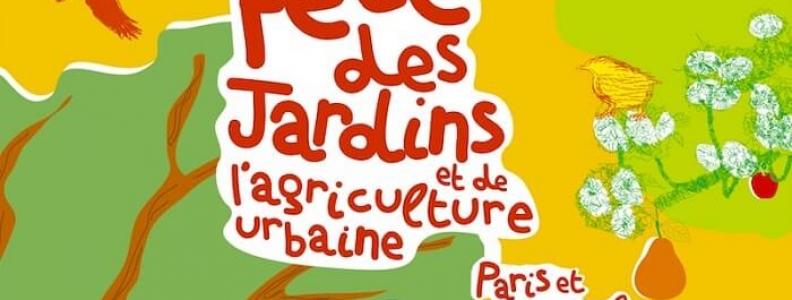 Fête des jardins et de l'agriculture urbaine – święto ogrodów w Paryżu