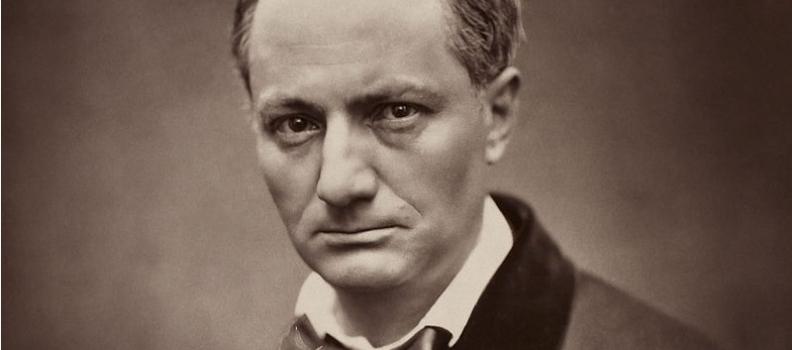 Znane postacie: Charles Baudelaire