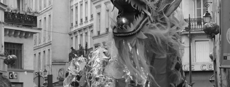 Chiński Nowy Rok – paryskie obchody święta