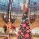 Choinka w Galeries Lafayette 2019: La Ruche de Noël