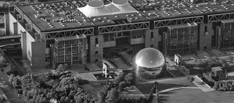 Cité des Sciences et de l'Industrie w Paryżu