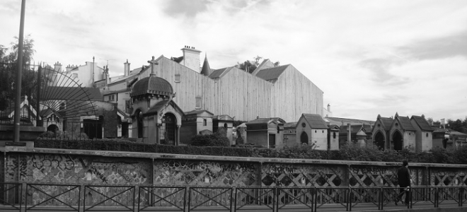 Nekropolie Paryża – Cmentarz Montmartre
