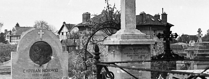 Nekropolie Paryża – cmentarz Les Champeaux Montmorency