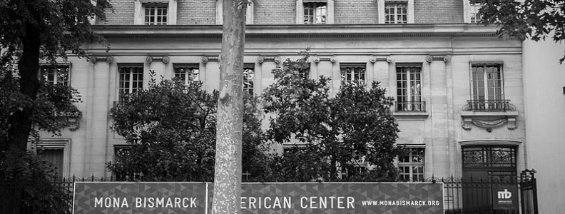 Mona Bismarck American Center w Paryżu