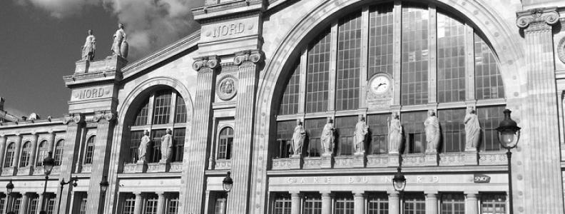 Paryskie dworce kolejowe – odkryj ich historię