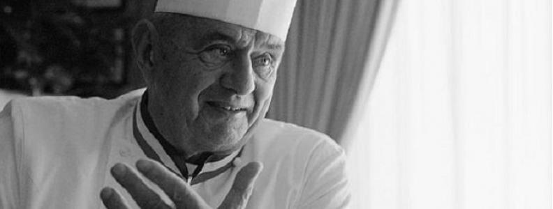 Znane postacie: wybitny kucharz Paul Bocuse