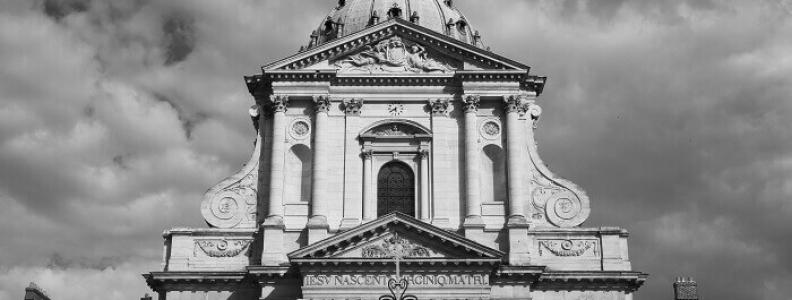 Église Val-de-Grâce – barokowy przybytek sakralny