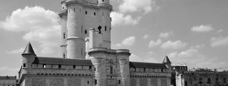 Podparyski zamek Château de Vincennes