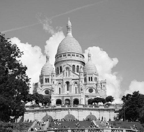 Dzielnica Montmartre/http://pixabay.com/aajajim