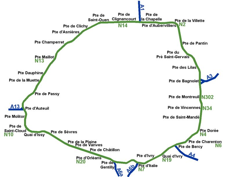 Paryż jako metropolia