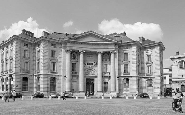 Panthéon – najstarsza dzielnica w Paryżu