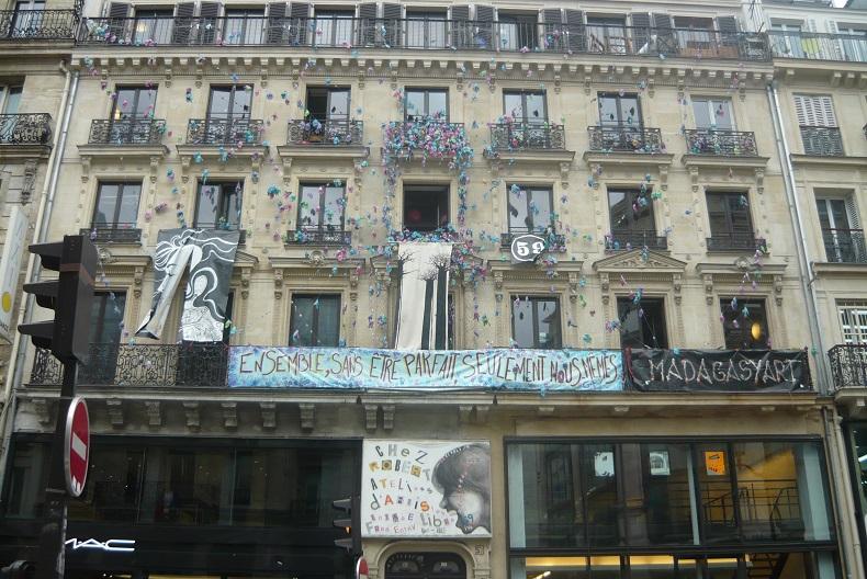 Artyści w Paryżu