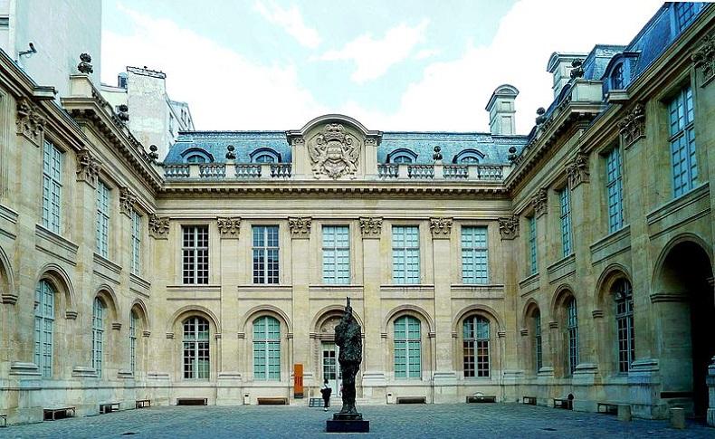 Zabytki Paryża
