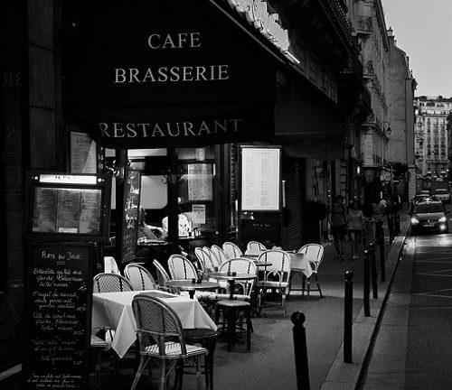 gdzie zjeść w paryż