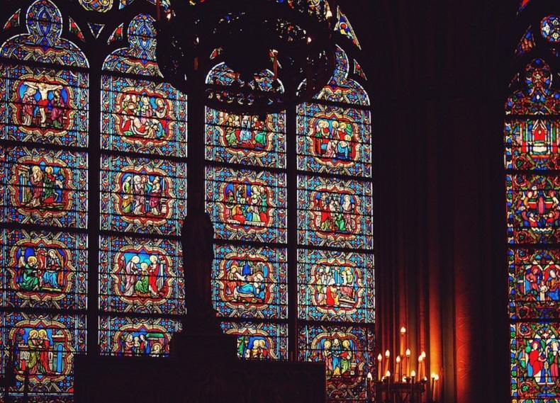 katedra notre-dame zabytki paryż