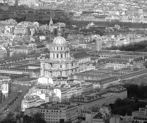 pałac inwalidów napoleon bonaparte zabytki paryż