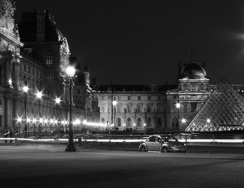Muzeum Luwr zabytki Paryż