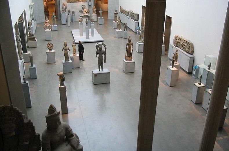 Muzeum Guimet Paryż
