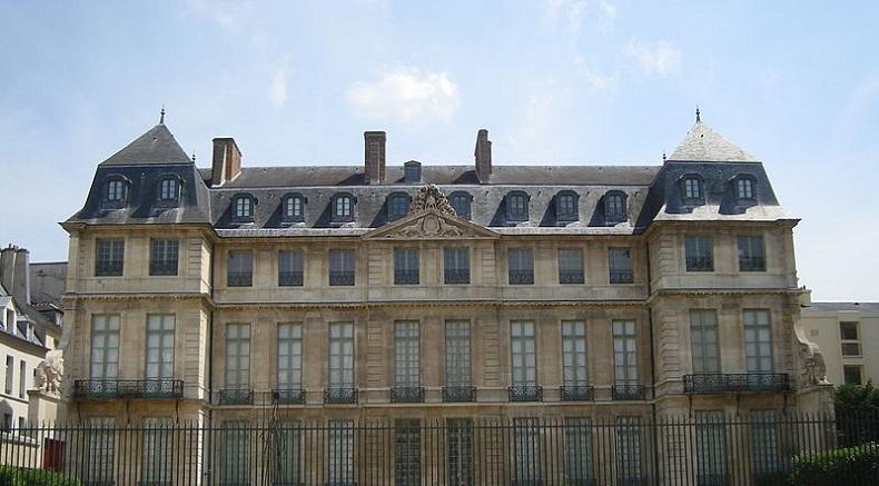 Muzeum Picassa zabytki paryż