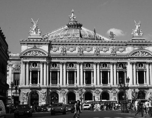 Opera Garnier paryż