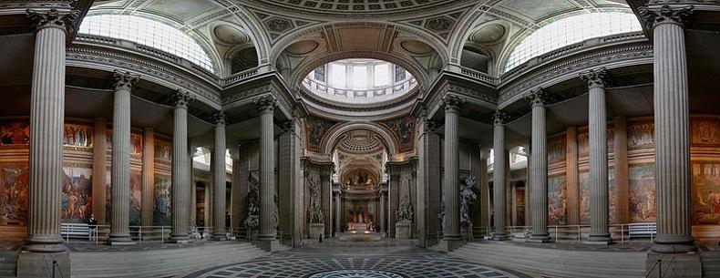 zabytki paryż panteon