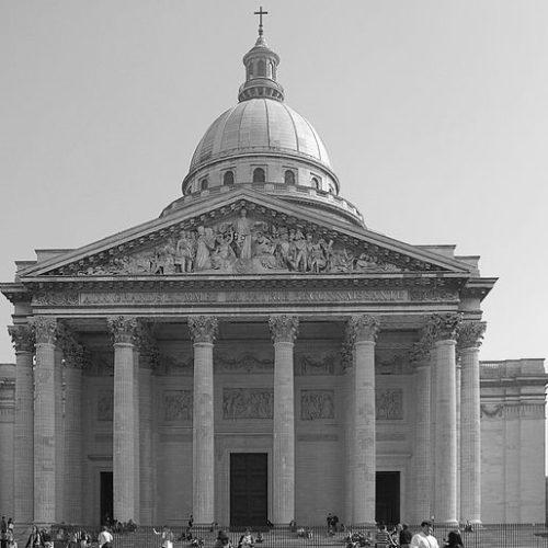 pantheon co warto zobaczyć w paryżu