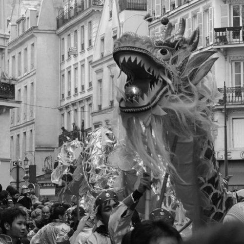 chiński nowy rok paryż