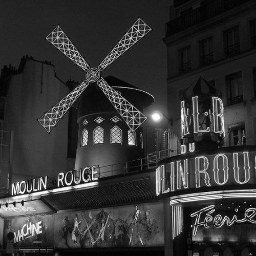 kabaret sztuka paryż