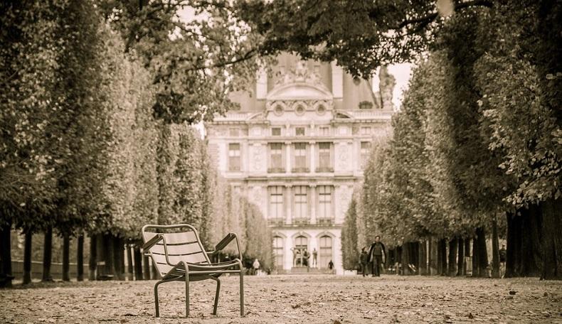muzeum Paryż