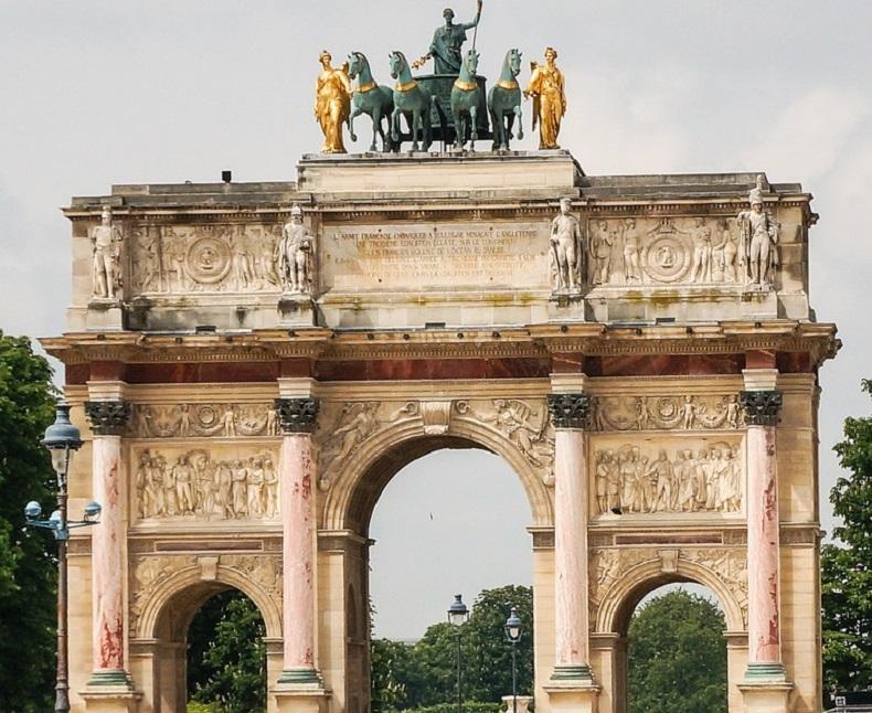 paryska oś historyczna