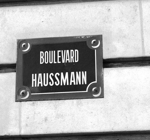 Reforma Haussmanna Paryż