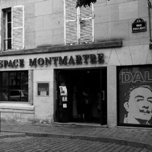 Espace Dali paryż